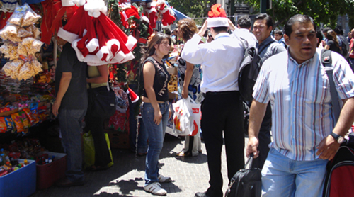 Christmas in Santiago (elf Dad)