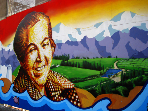 Northern Chile: Gabriela Mistral