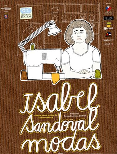 """""""Isabel Sandoval Modas"""" at Teatro del Puente"""