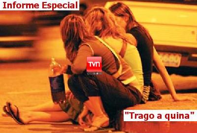 TVN-Trago a quina