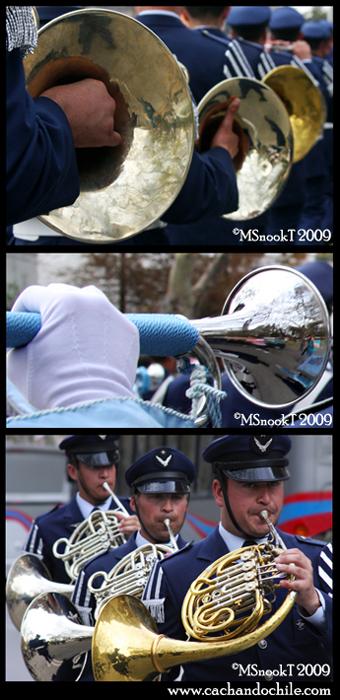Parada Militar- Horns ©MSnookT 2009