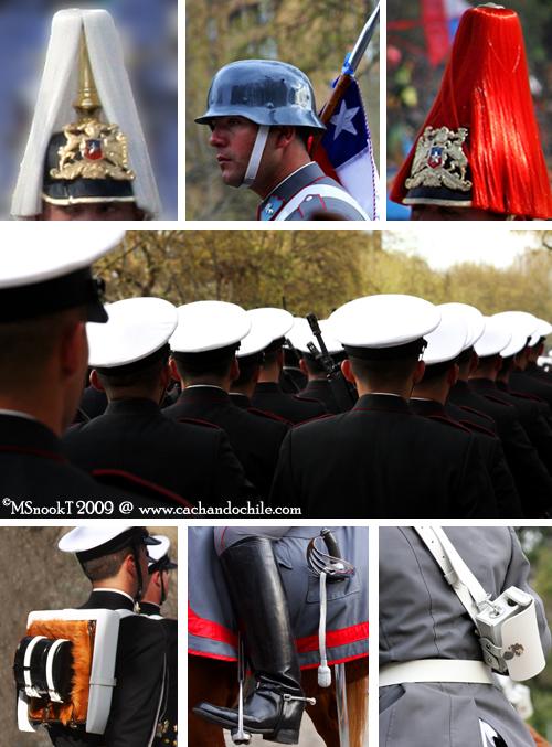 Parada Militar- Uniform Parts ©MSnookT 2009