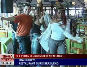 Megavision Extranjeros-Part 2