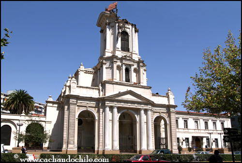 Iglesia Divina Providencia post-terremoto