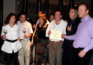 MOVI members receive Vitivinicultural Innovation Award