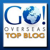 Go Overseas Top Blog Badge