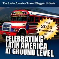 e-book Celebrating Latin America at Ground Level, Steve Roll, travel blogging