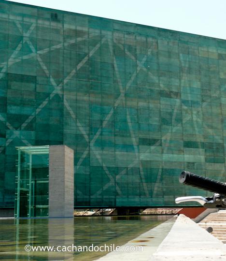 Museo de la Memoria, Santiago de Chile