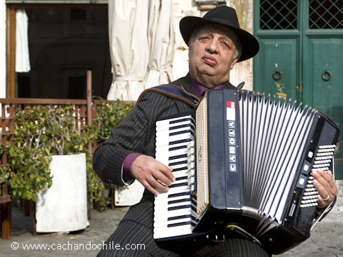 Accordion Trastevere, Rome