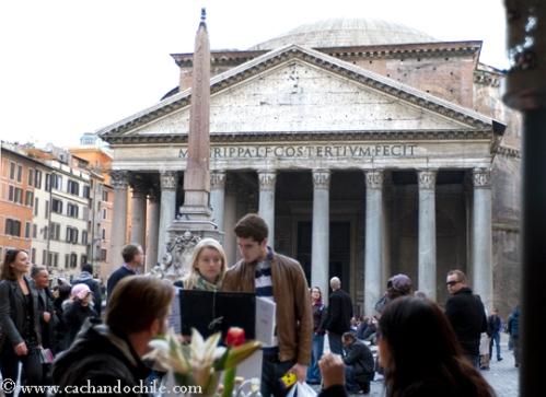 Pantheon, Rome, Italy / Panteon, Roma, Italia