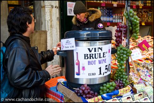 Vin Brule, mulled wine, gluhwein
