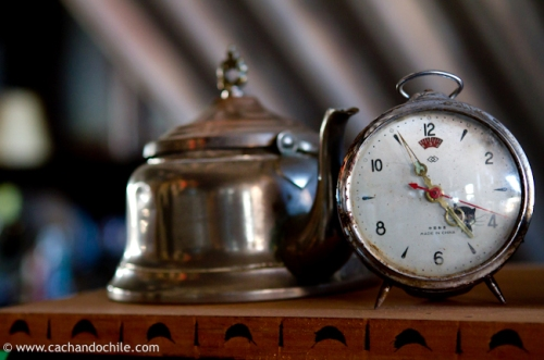 Tea Time © Margaret Snook 2011