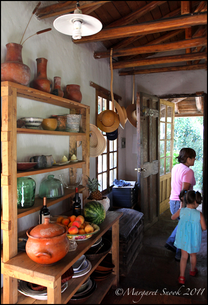 country home, Cachapoal Valley, Chile